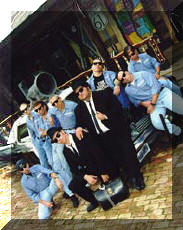 Blues Brothers Tribute Band! Jake and Elwood Blues Brothers!